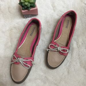 Sperry Audrey Slip On Boat Shoe